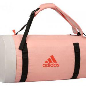 adidas VS3 HOLDALL glow pink Weekender