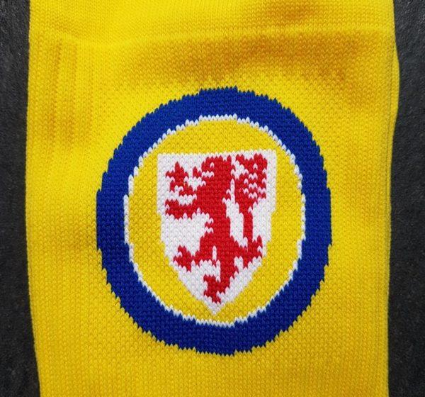 BTSV Stutzen gelb BTSV Eintracht