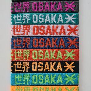 OSAKA Elastic Armband