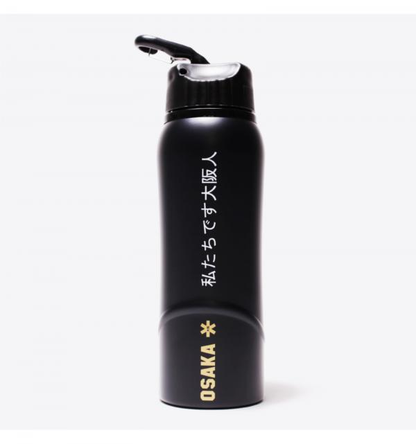 Osaka Kuro Aluminium Bottle Trinkflasche