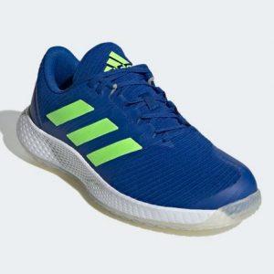 adidas ForceBounce (H) blau 20/21 Hallenschuhe