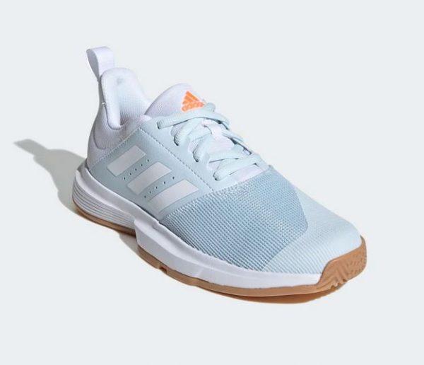 adidas ESSENCE (D) blau 20/21 Hallenschuhe