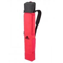 adidas VS2 Stickbag signal pink 20/21 Schlägertaschen