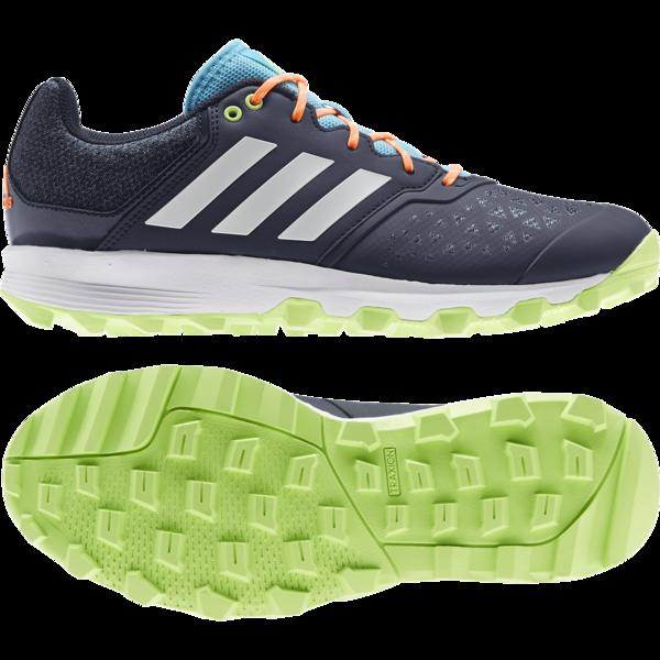 adidas FLEXCLOUD blau (20/21) Kunstrasen Schuhe