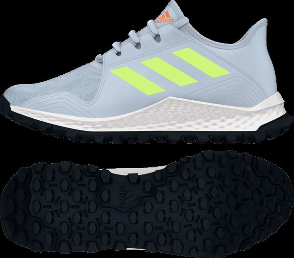 adidas YOUNGSTAR blau (20/21) Kunstrasen Schuhe