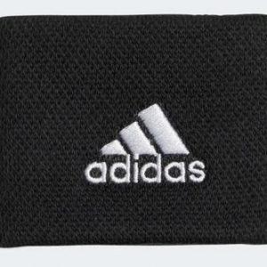 adidas Schweissband für Tennis und Hockey schwarz