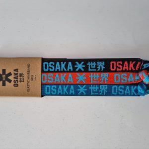 Osaka Haarband elastisch 3er Set Haarbänder