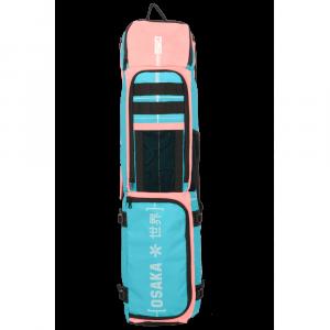 Osaka Pro Tour Large Stickbag aqua pink Schlägertaschen